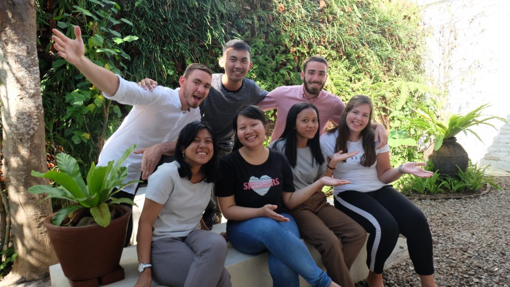 Stories of SHL Asia Interns: Unity in Diversity