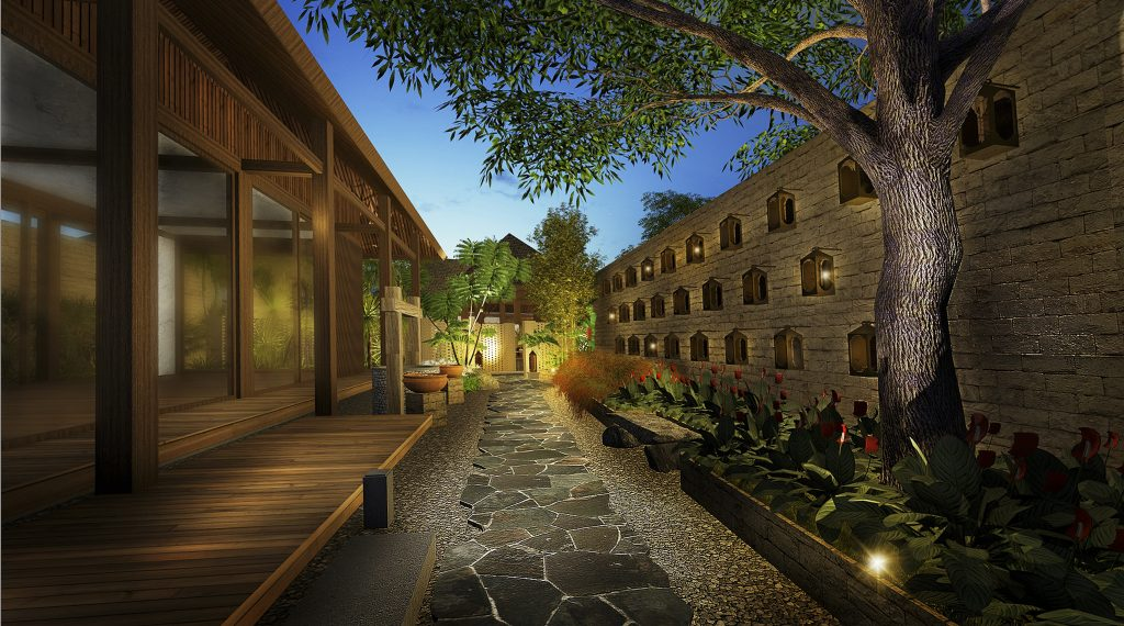 shl asia architecture | landscape | artwork